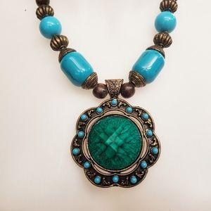 Jewelry - Tibetan style necklace